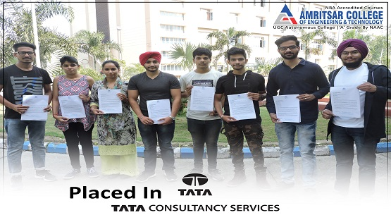 TCS collaborates | ACET, Amritsar