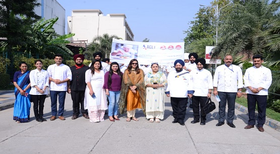 International chef day| ACET, Amritsar