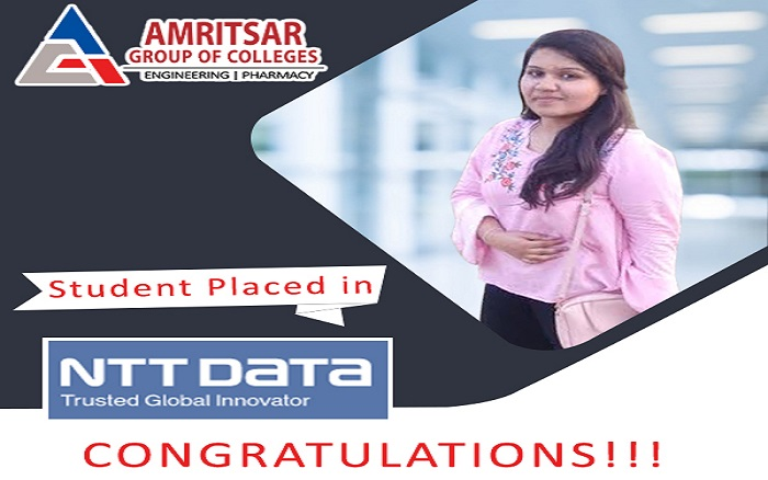 Campus Placement Drive by NTT Data Services