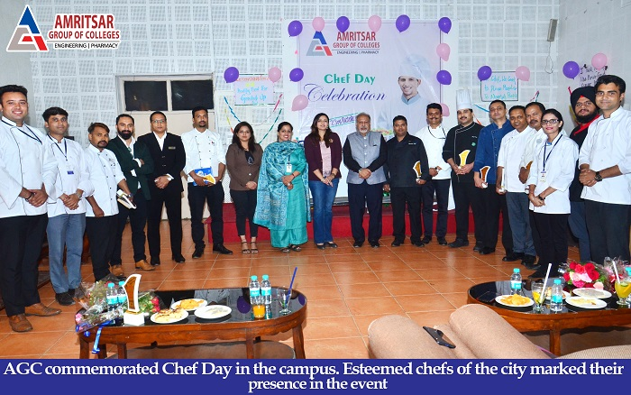 "AGC Annual Event ""Chef Day Celebration"" commemorated today"
